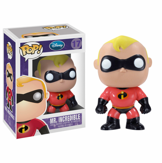 Mr. Incredible *8/10 box* *Smoke Smell*