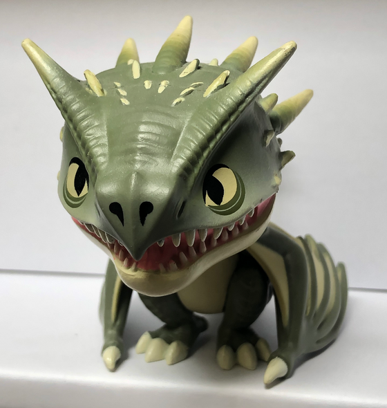 Hungarian Horntail Dragon Harry Potter Funko Mystery Mini