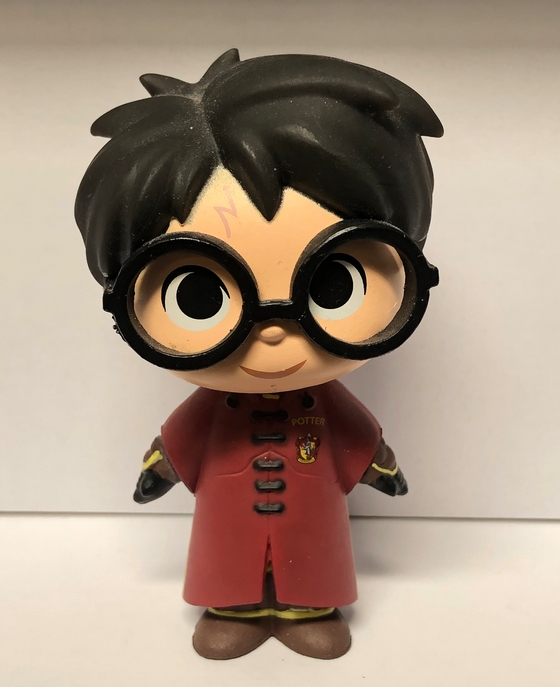 Harry Potter (Quidditch) Harry Potter Funko Mystery Mini