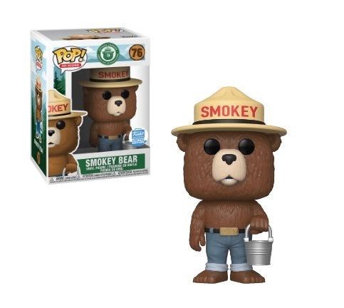 Smokey the Bear with Bucket (Funko Shop Exclusive)