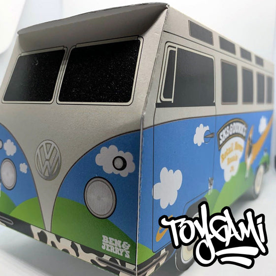 Toygami x Sb Dunk Chunky Dunky x VW Bus x Ben & Jerry's (Digital Download)