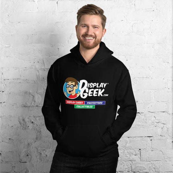 2020 Display Geek Logo Unisex Hoodie - Display Geek