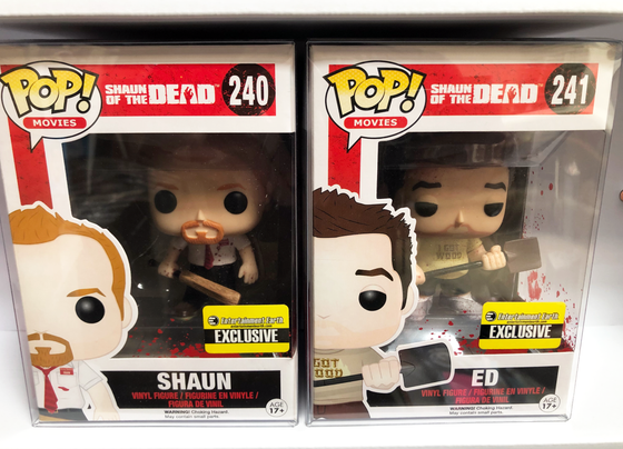 Shaun & Ed Bloody (Entertainment Earth)