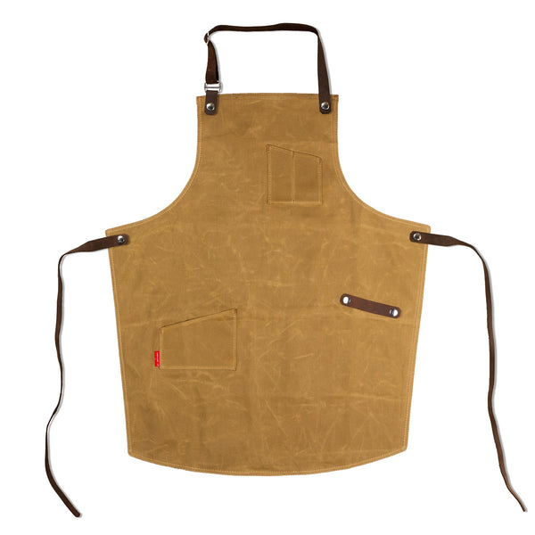 The Die Hard Waxed Canvas Apron