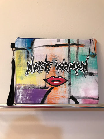 Nasty Woman iPad Mini - Kindle Case - Wow!