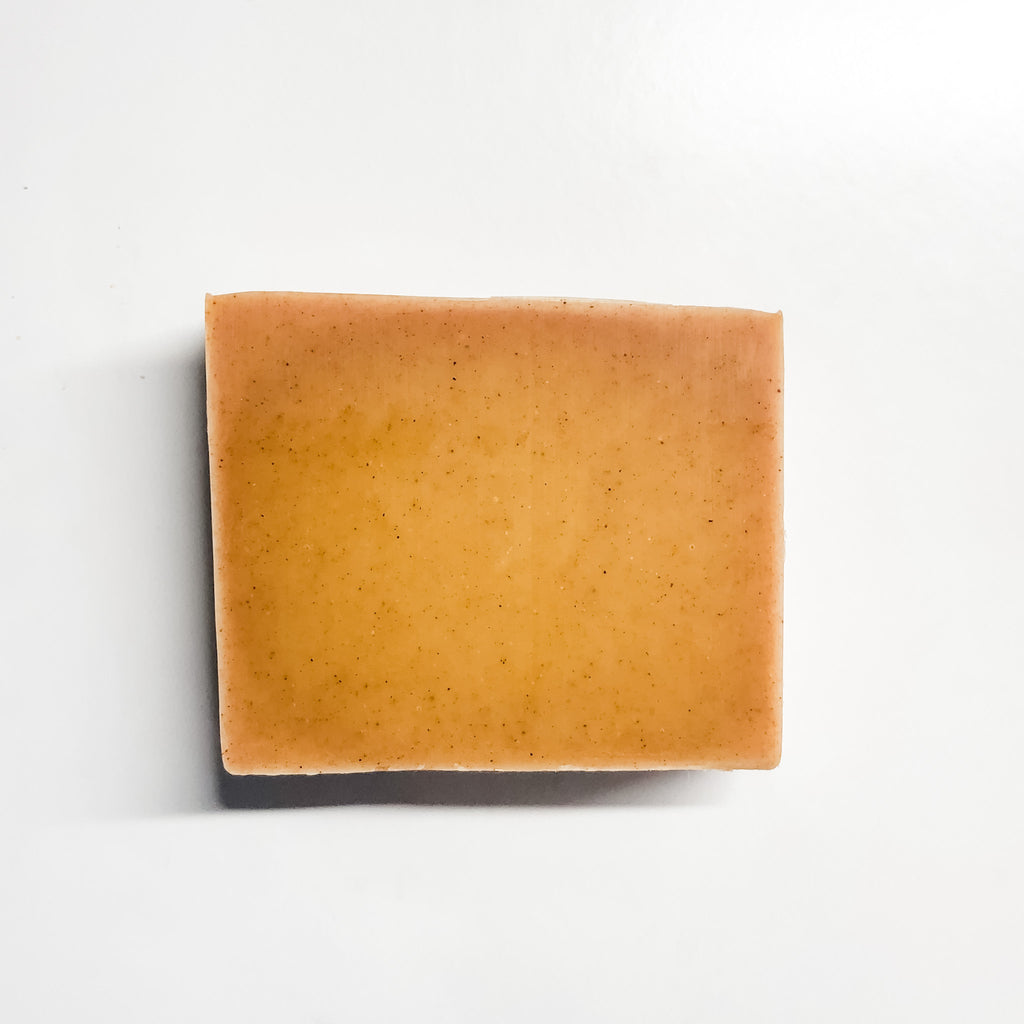 Turmeric Antioxidant Soap - Howard Soap Co. - Minnesota Made Herbal Skin Care + Candles