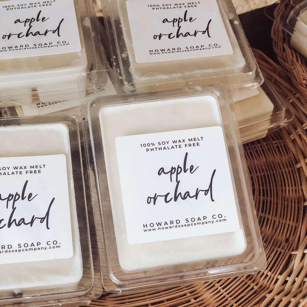 Wax Melts - Howard Soap Co. - Minnesota Made Herbal Skin Care + Candles