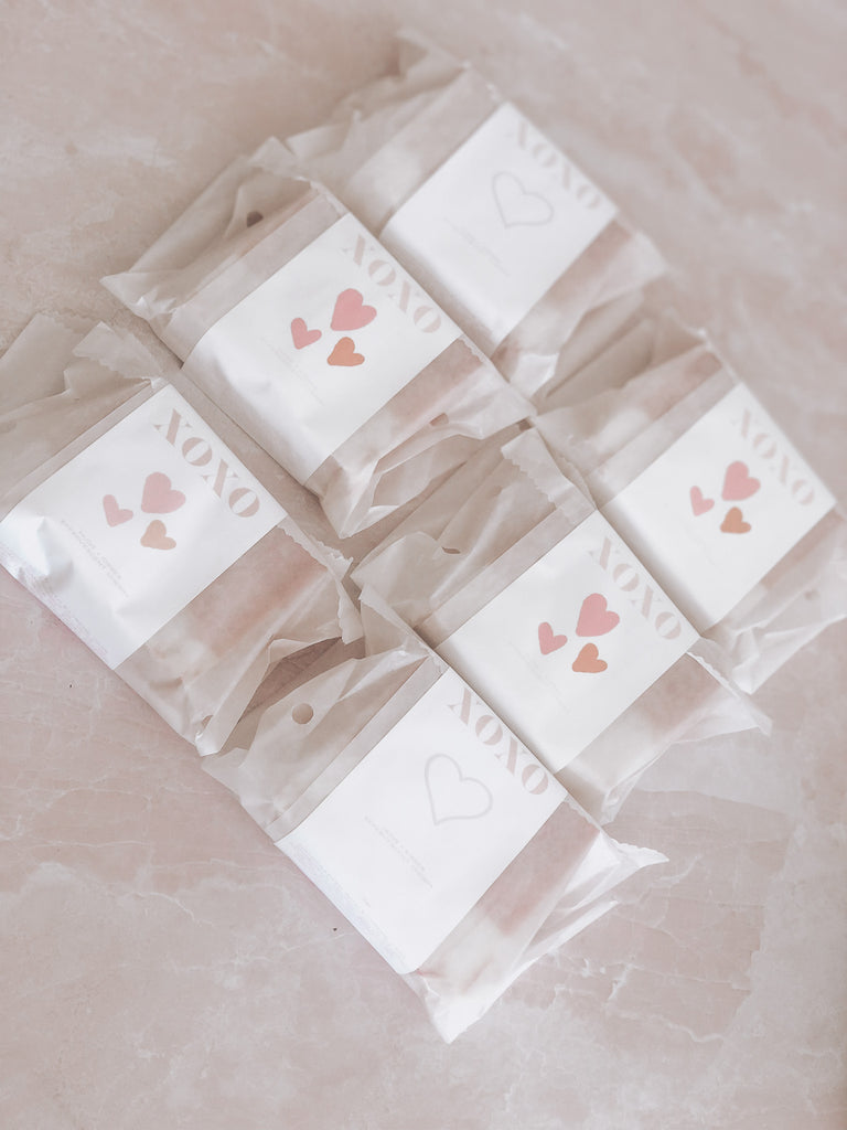 XOXO Bar Soap - Howard Soap Co. - Minnesota Made Herbal Skin Care + Candles