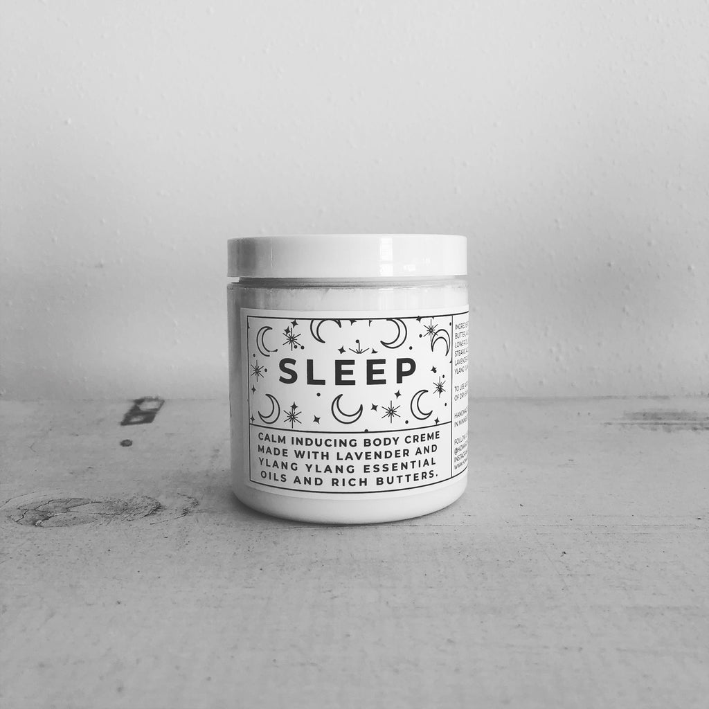 Sleep Cream - Howard Soap Co. - Minnesota Made Herbal Skin Care + Candles