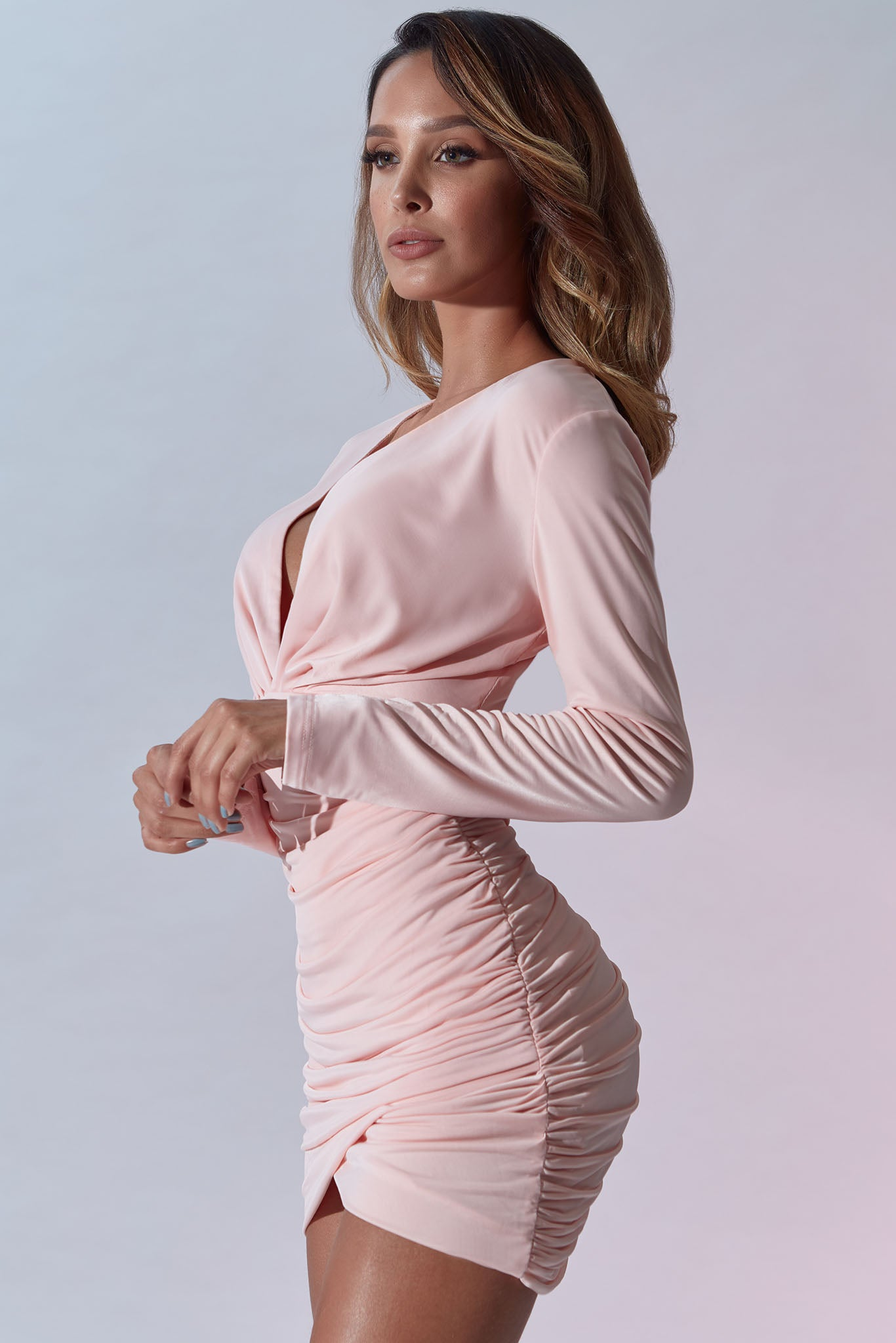 Angelina_Dress_Blush_Side