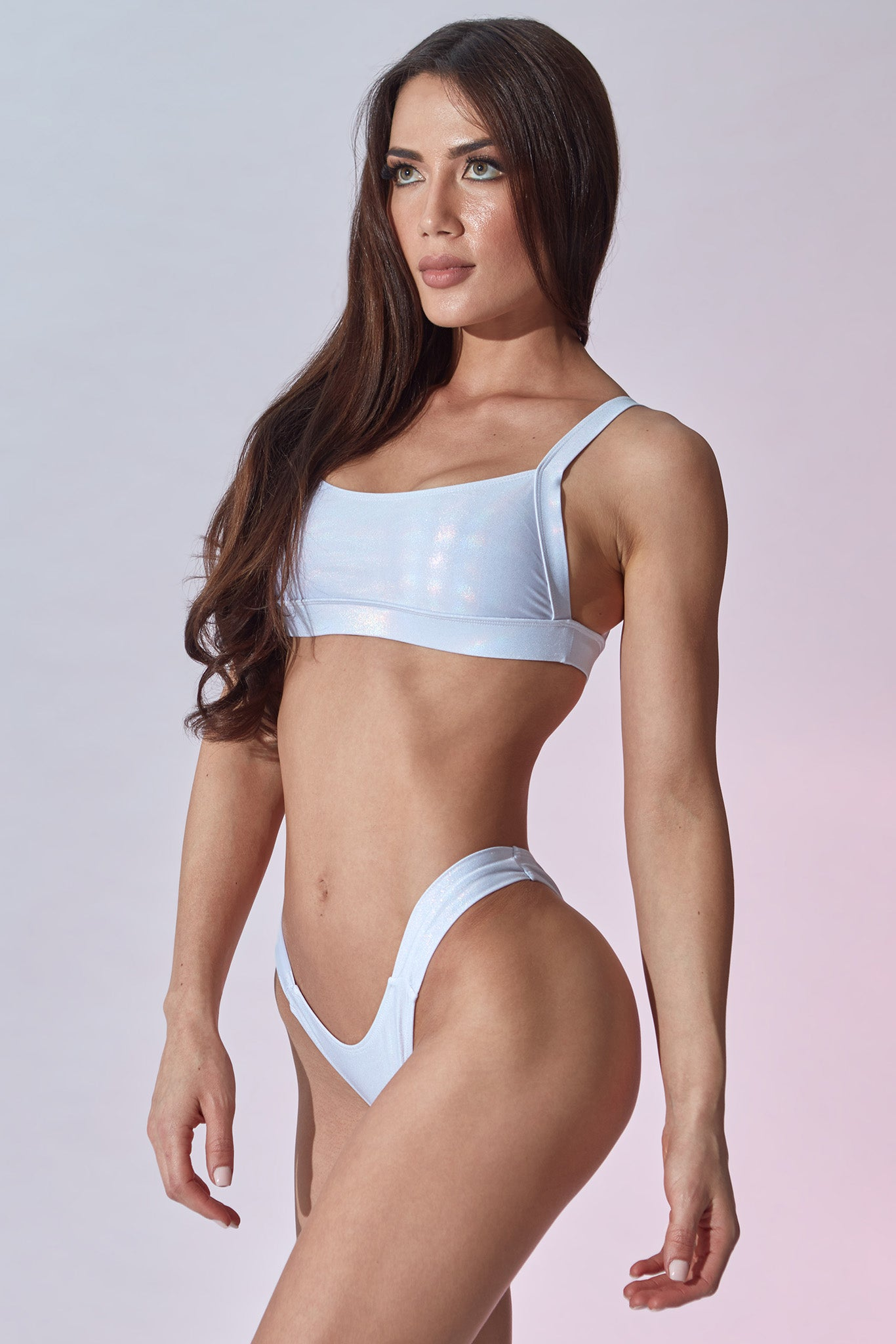 Du Cap Bikini - Iridescent - Side