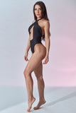 Setai Swimsuit - Black - Side
