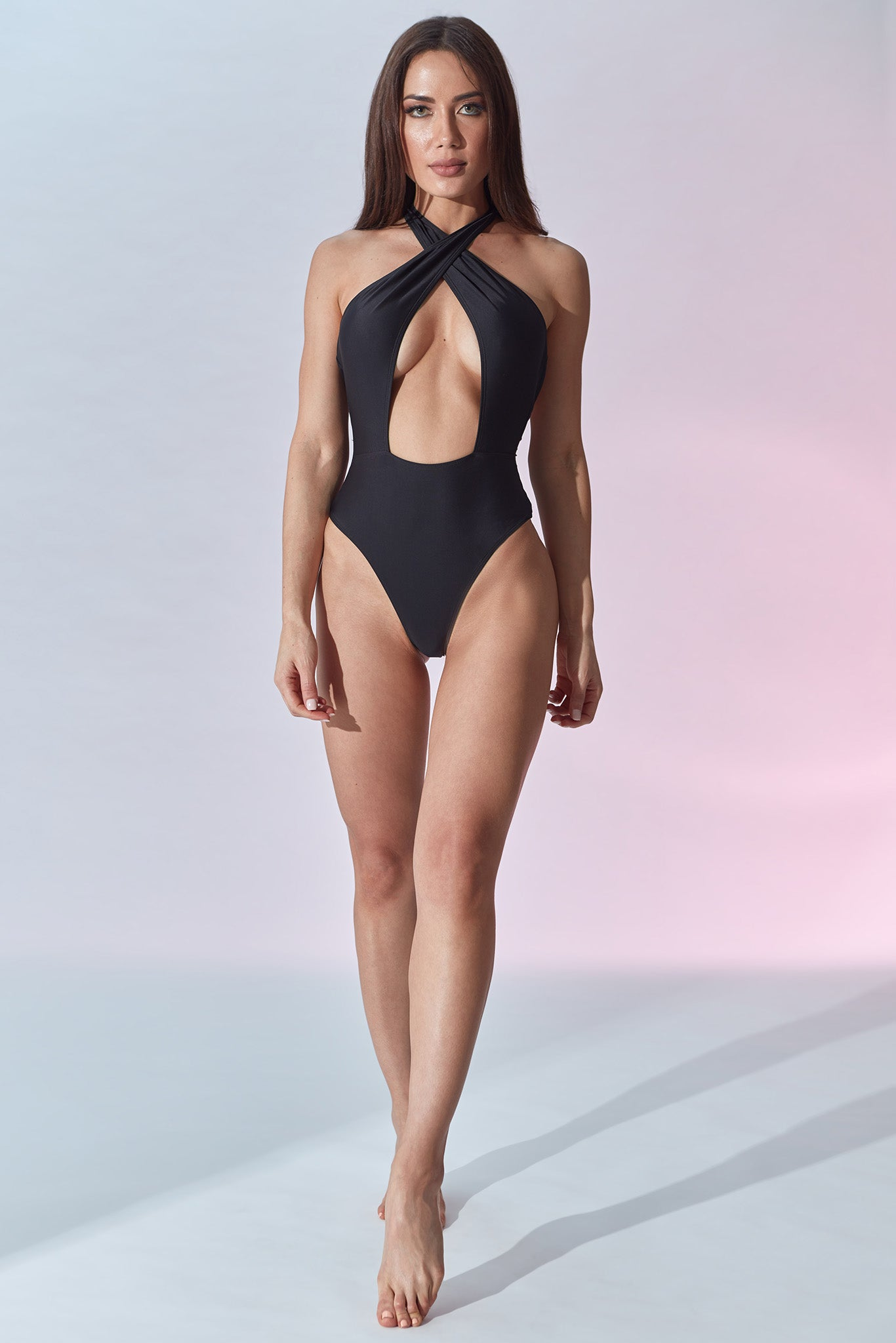 Setai Swimsuit - Black - Front