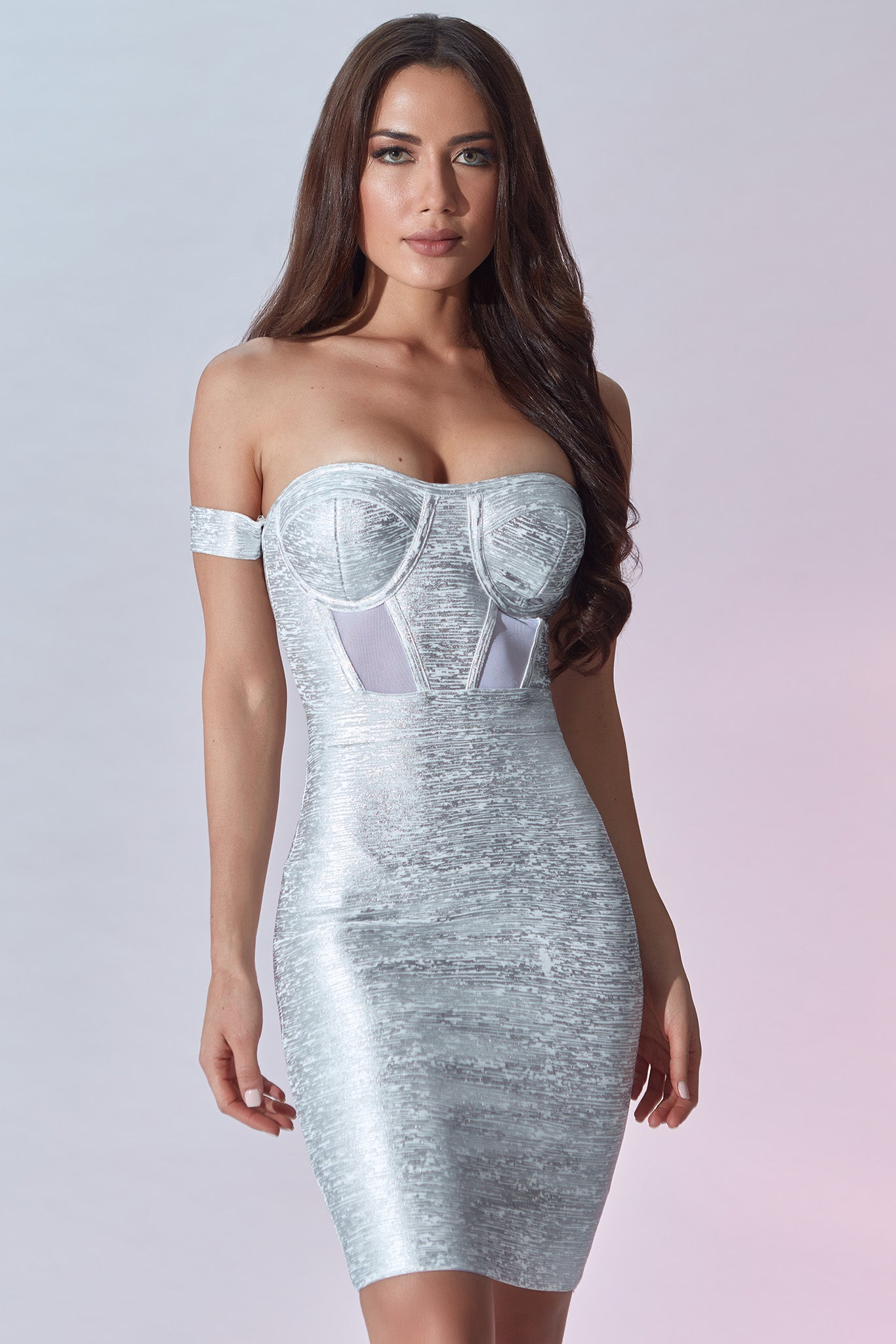 Lucia Dress - Front