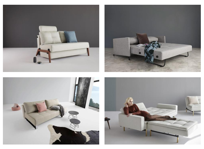 Product Spotlight on Innovation Living - A Look at 3 Perfect Sofas for Your Small City Apartment