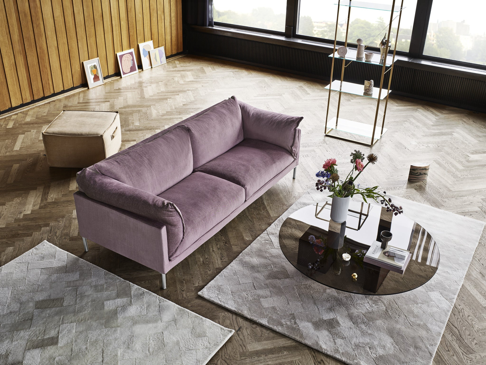 New to the Eilersen Sofa Collection