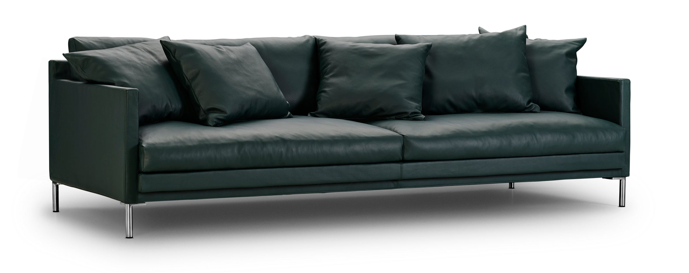 Eilersen Leather Sofa