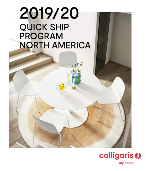 Calligaris Quick Ship Furniture Collection