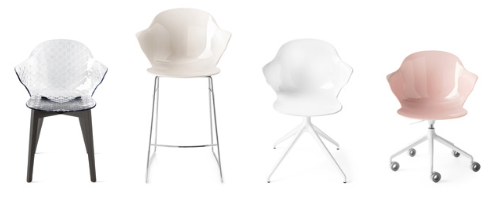 St Tropez Chairs Calligaris
