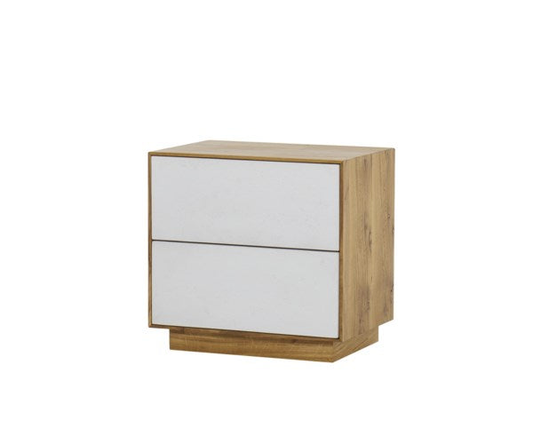 Natural Wood Sands Nightstand