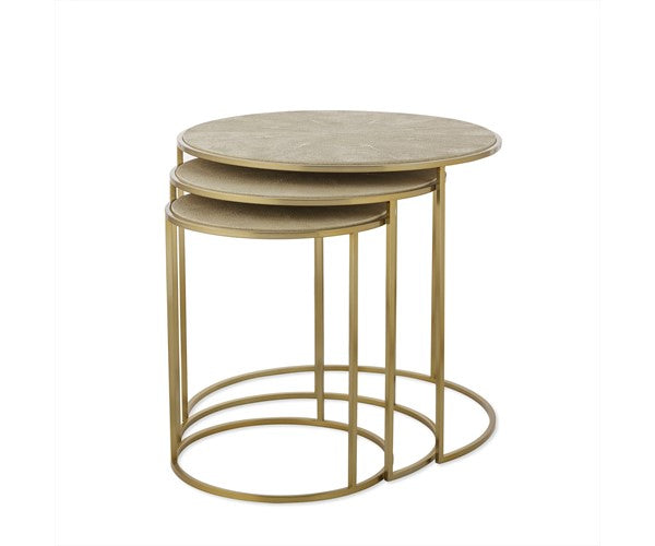 Gwen Nesting Table Resource Decor