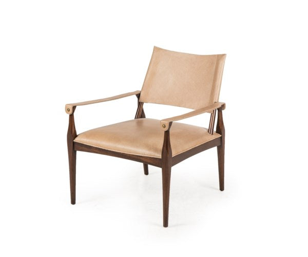 Durham Safari Chair by Resource Decor