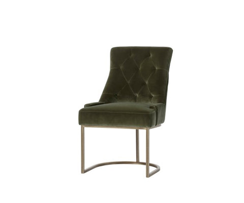 Rupert Velvet Dining Chair