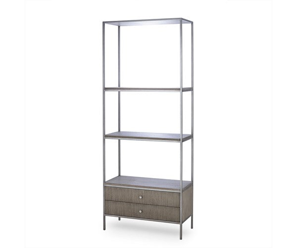 Paxton Tower Bookcase Resource Decor