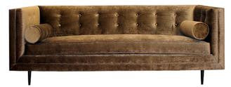 Murano Sofa Chaise Black Label Home