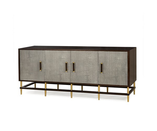 Herringbone Dining Credenza Resource Decor