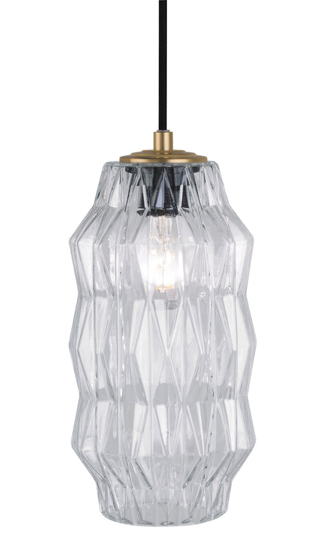 Mimo Faceted Pendant Light