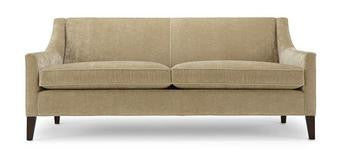 Wesley Sofa Chaise Black Label Home