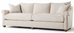 Lauren Sofa Chaise Black Label Home