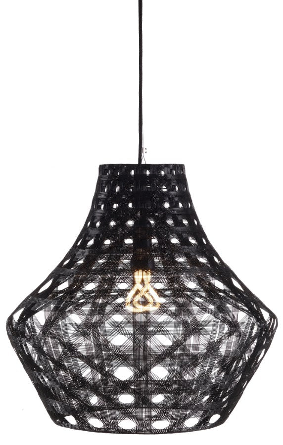 Anahita Black Pendat Light