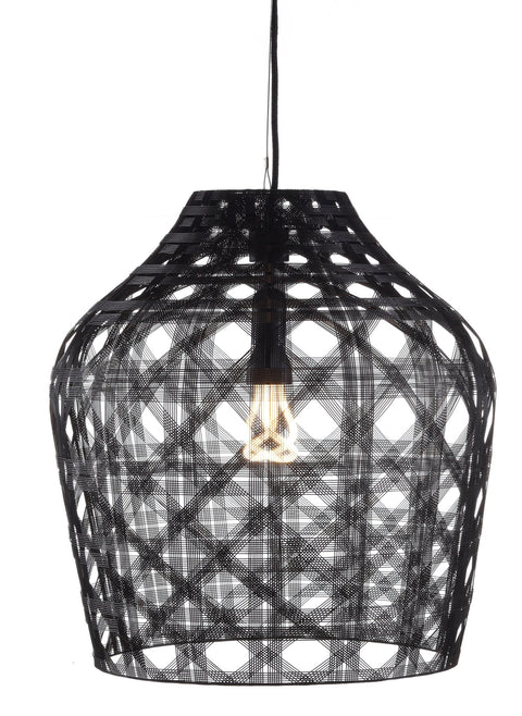Macarena Black Pendant Light