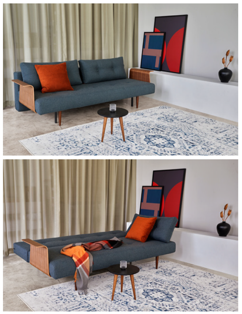 Recast Plus Sofa with Arms
