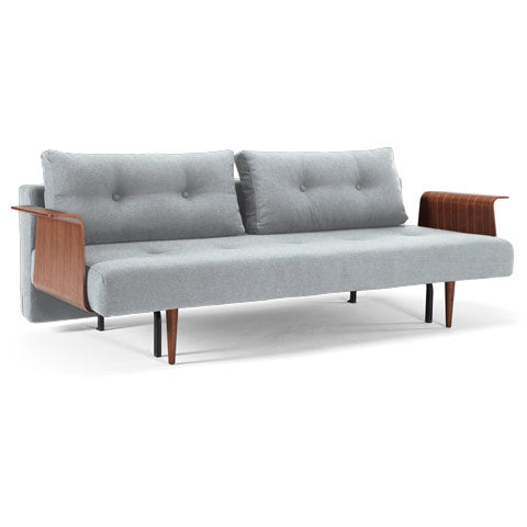 Recast Sleeper Sofa with Arms