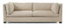 La-Quinta Sofa Chaise Black Label Home