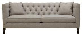 Bordeaux Sofa Chaise Black Label Home