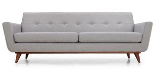 Oslo Sofa Chaise Black Label Home