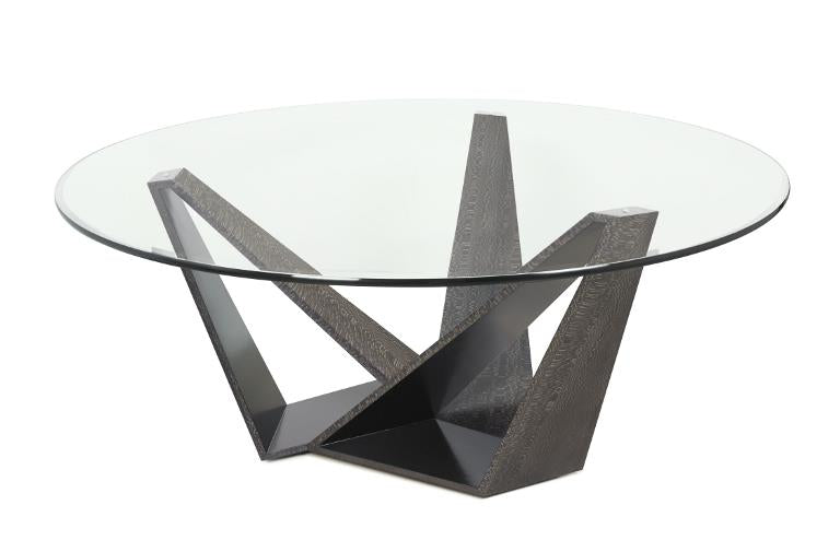 V Round Dining Table Base