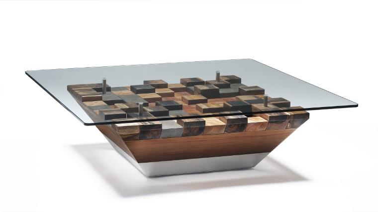 Oggetti Cubes Coffee Table