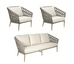 Archipelago Andaman Sofa and Chairs by Seasonal Living