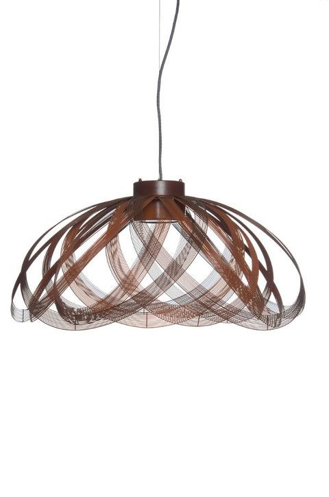 A Cote Orange Suspension Light