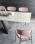Icaro 78in to 98.5 to 118in Extendable Dining Table
