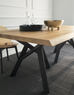Jungle Wood Dining Table