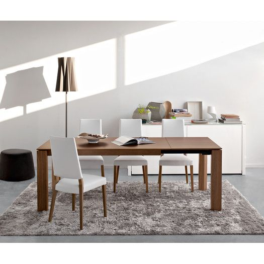 Omnia 71in to 94in to 118in Extension Dining Table