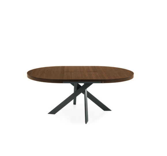 Tivoli Round Extendable Dining Table
