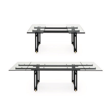 Berlin 71in to 110in Extendable Dining Table