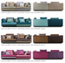 Colorful Eilersen Cocoon Sofas